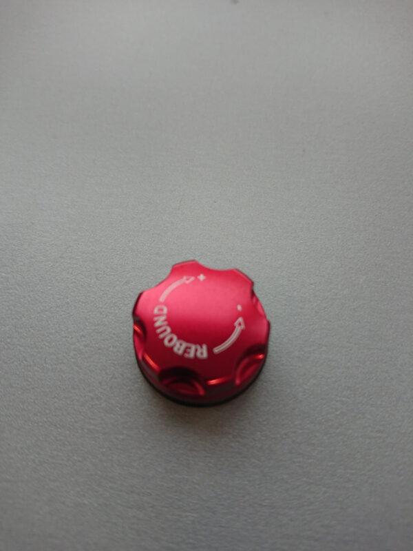 Kit knob reb DLR2/DLRSL/DLR80   Headshok Fatty Rebound Knob